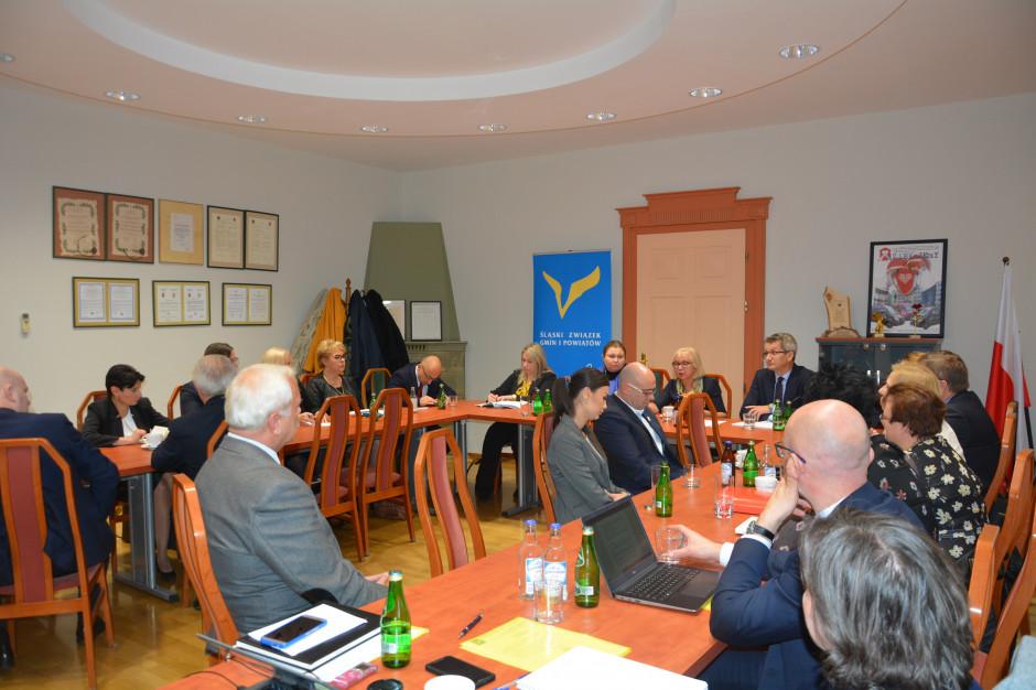 Samorządowcy ze Śląska wspólnie zaapelują do ministra zdrowia i NFZ