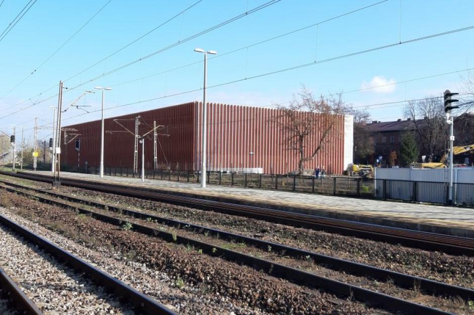 Budowa parkingu wielopoziomowego w Oświęcimiu na ukończeniu