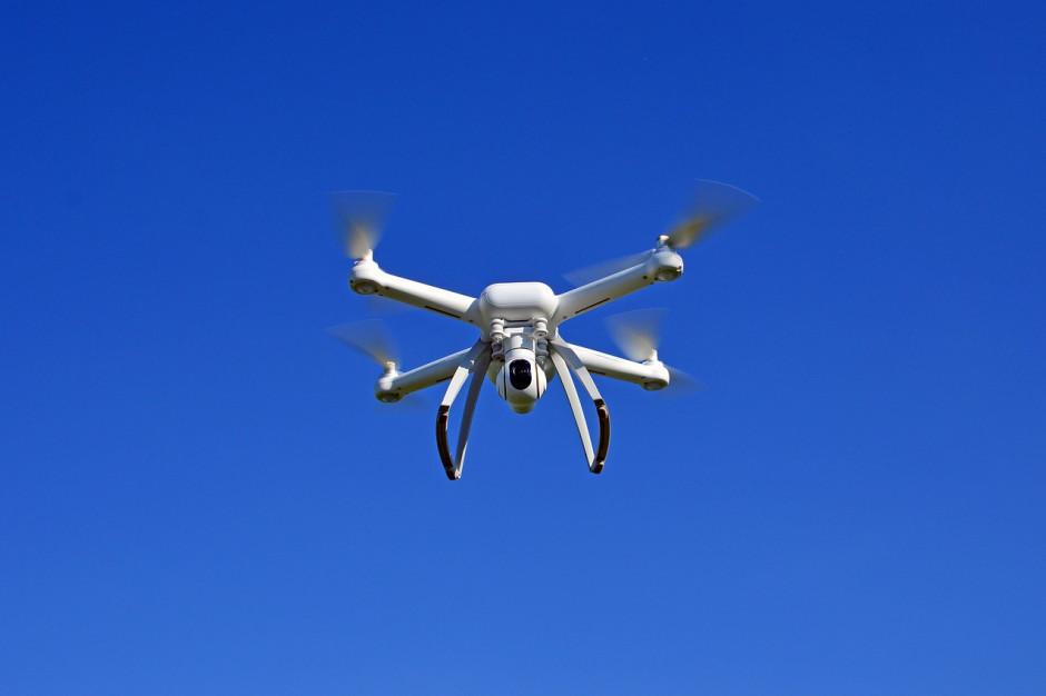Śląska metropolia testuje transport medyczny dronami