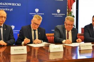 Ponad 43,7 mln zł na infrastrukturę drogową w powiecie wołomińskim