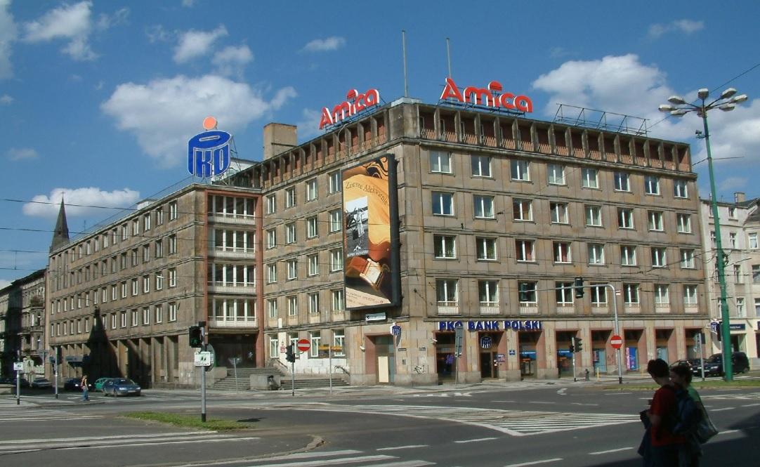 Centrum powstanie w gmachu Collegium Martineum UAM