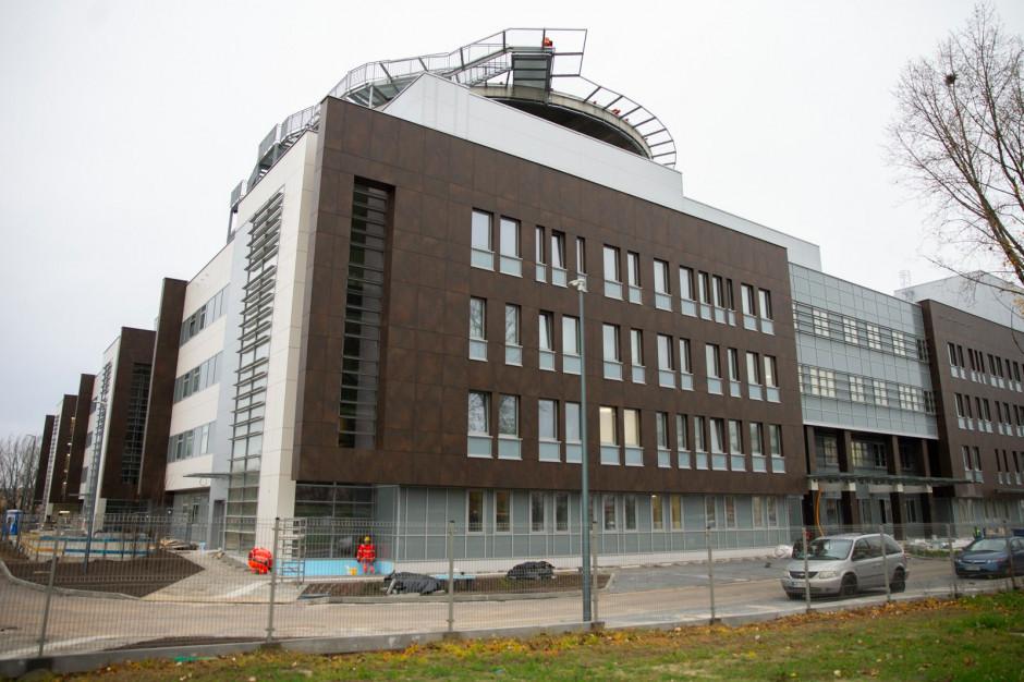 Kończy się budowa Szpitala Południowego w Warszawie