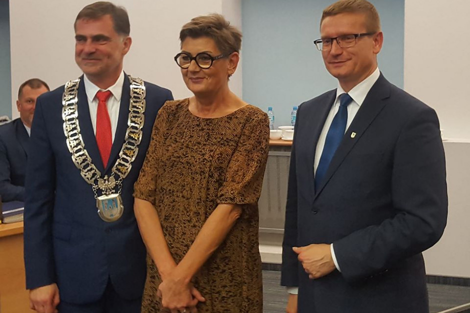Zbigniew Niesmaczny nowym przewodniczącym Rady Miasta Częstochowy