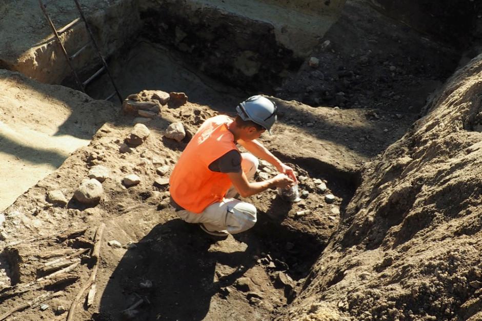 Kujawsko-Pomorskie: Pod Łysomicami odkryto olbrzymie konstrukcje sprzed 7 tys. lat