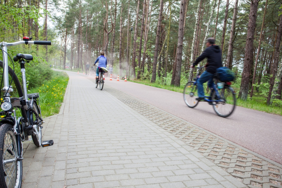 Już 2 miliony przejazdów rowerowych w Świnoujściu