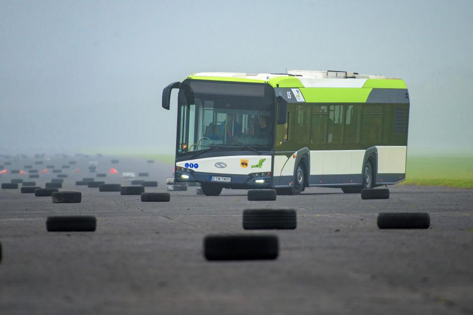 Kierowcy tomaszowskiego MZK doskonalą swoje umiejętności