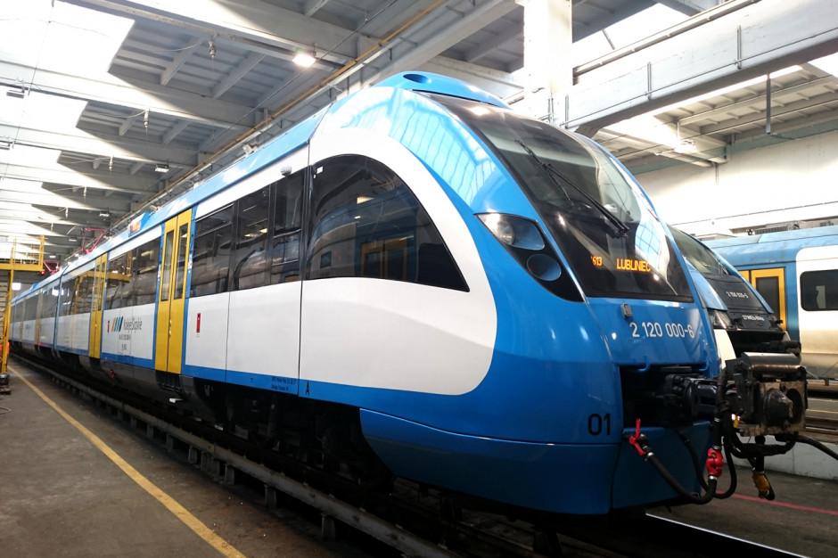 Koleje Śląskie od grudnia dojadą do Kluczborka