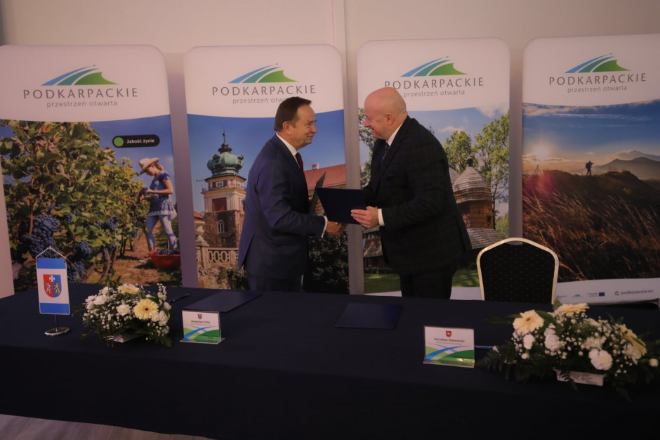 Samorządy Podkarpacia i Lubelszczyzny chcą stworzyć wspólną markę