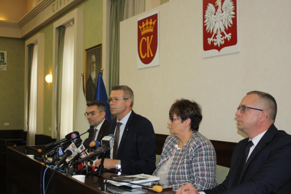 Prezydent Kielc podsumował pierwszy rok kadencji