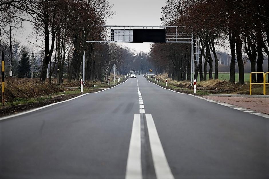 Kujawsko-Pomorskie: droga nr 558 gotowa po remoncie