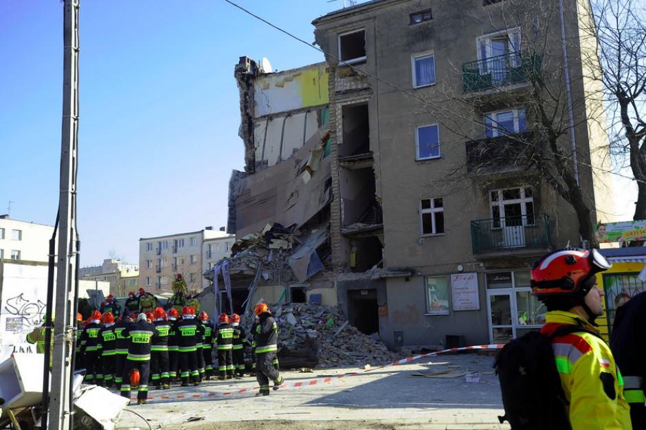 Wraca sprawa wybuchu w kamienicy w Poznaniu