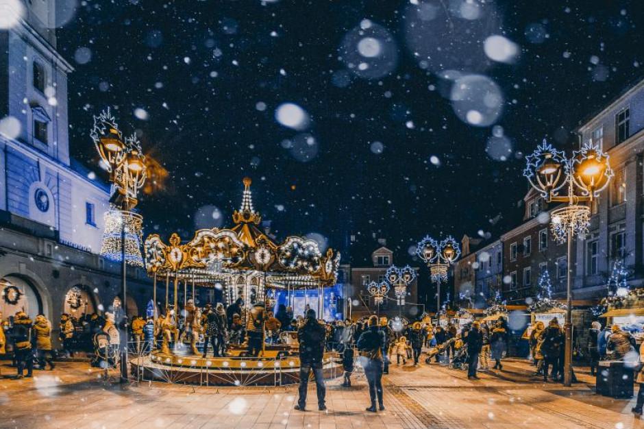 Gliwice startują z Jarmarkiem Bożonarodzeniowym