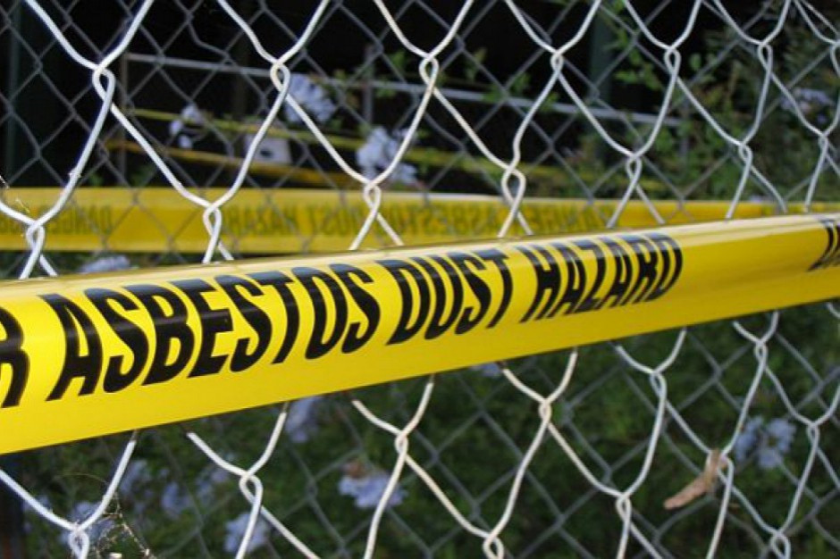 Miasto przyjmuje wnioski do programu usuwania azbestu na 2020 r.