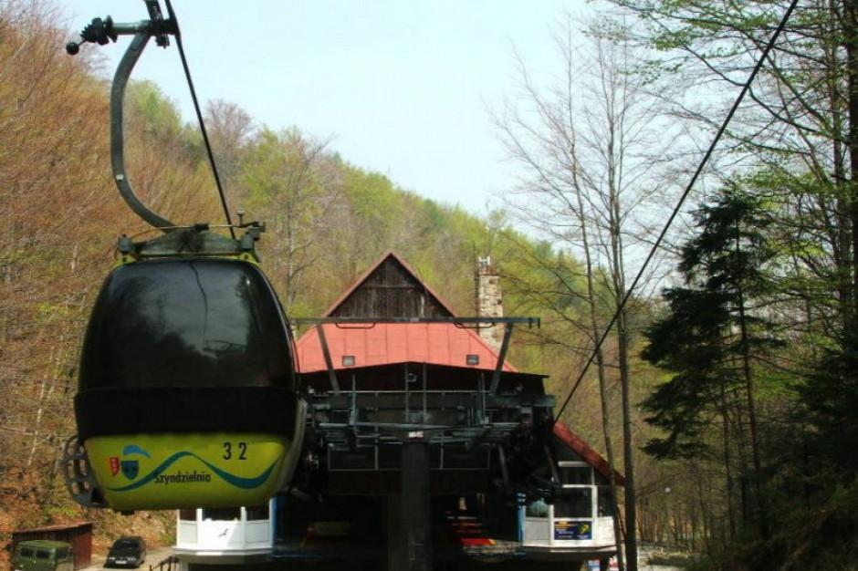 Kończy się sezon jesiennych przeglądów kolei linowych w Beskidach