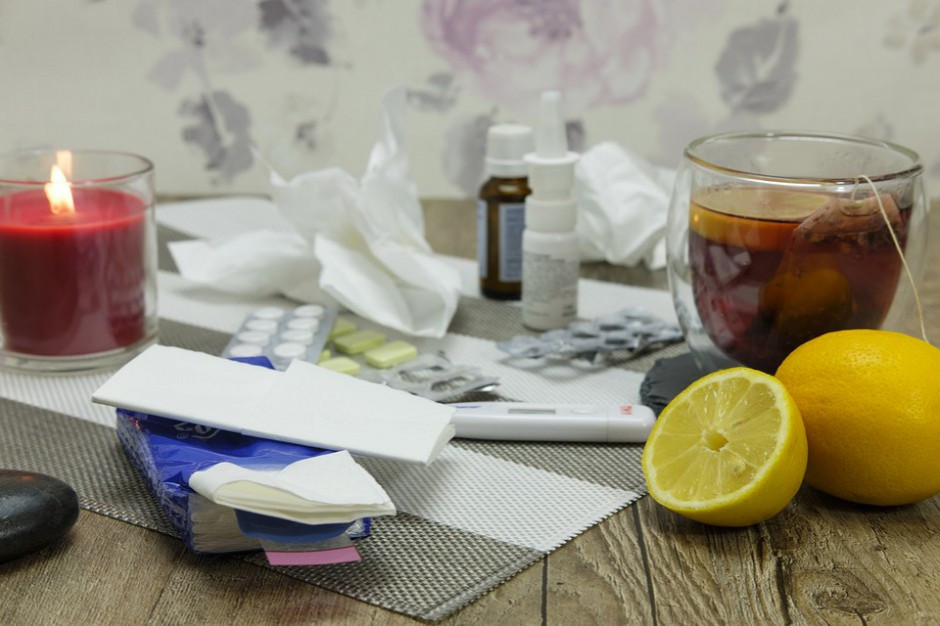 Od 1 do 15 listopada ponad 204 tys. przypadków zachorowań i podejrzeń grypy
