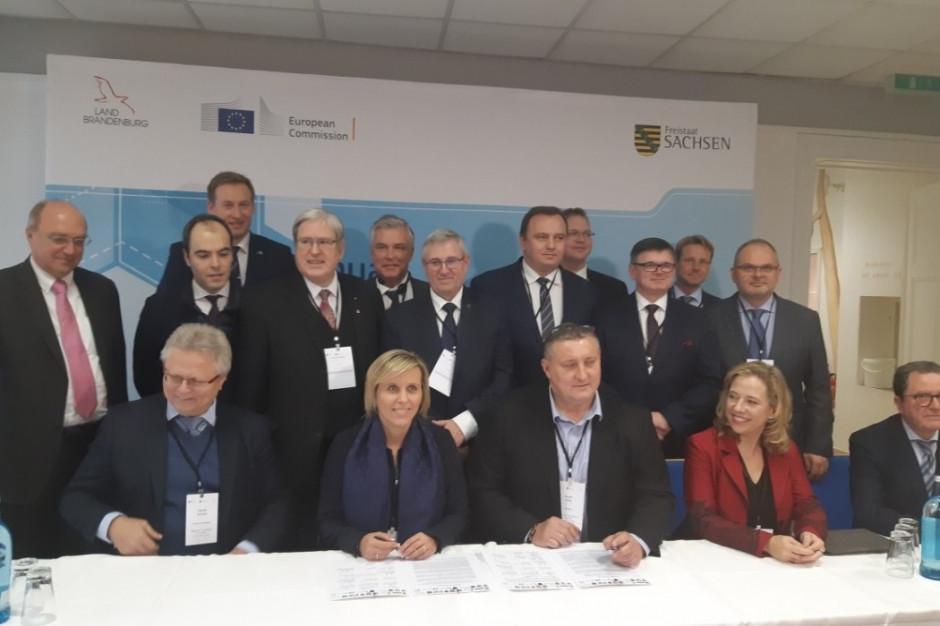Wspólna deklaracja regionów górniczych podpisana