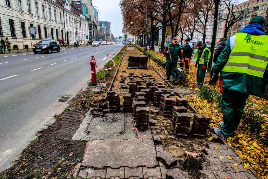 Szczecin likwiduje ścieżkę rowerową