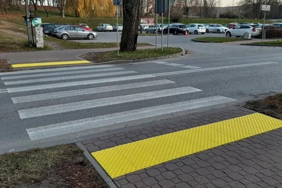 Kielce stawiają na bezpieczne przejścia dla pieszych