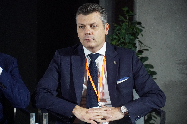 Mariusz Wołosz, prezydent Bytomia(fot. Michał Oleksy/PTWP)