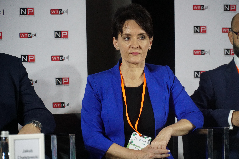 Anna Hetman, prezydent Jastrzębia-Zdroju (fot. Michał Oleksy/PTWP)