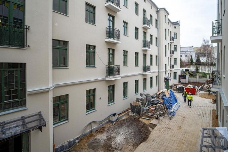 W Łodzi pierwsze mieszkania z programu rewitalizacji
