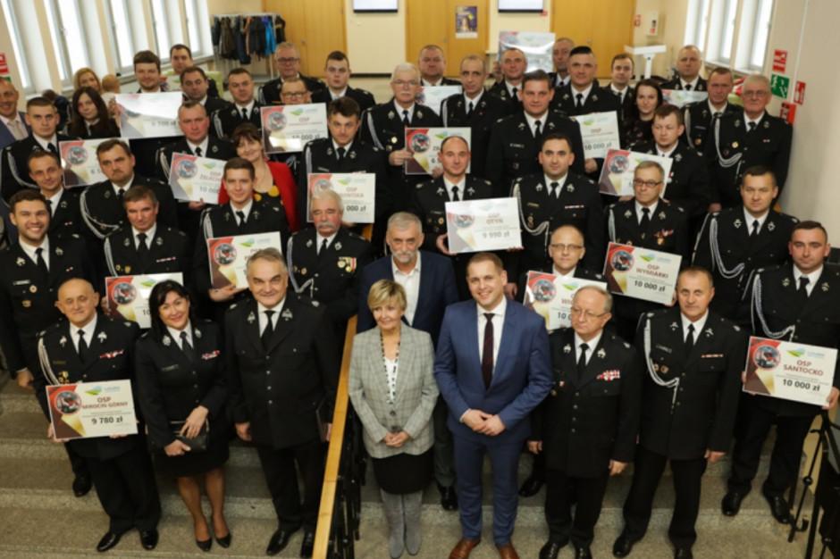 Lubuscy strażacy ochotnicy z dofinansowaniem
