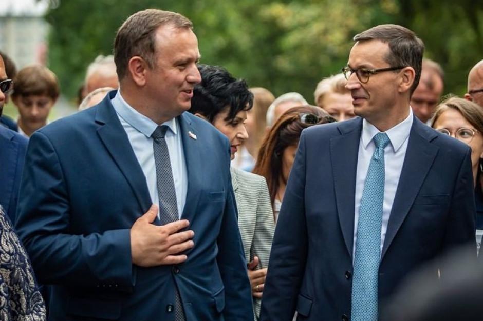 Jakub Chełstowski: Region powinien być filarem transformacji gospodarczej