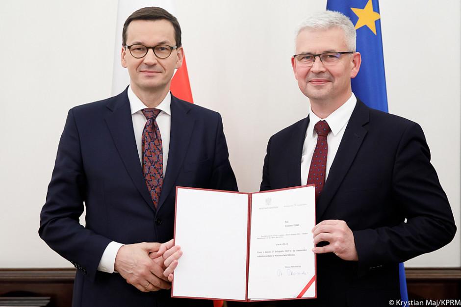 Ireneusz Zyska i Adam Guibourgé-Czetwertyński wiceministrami klimatu