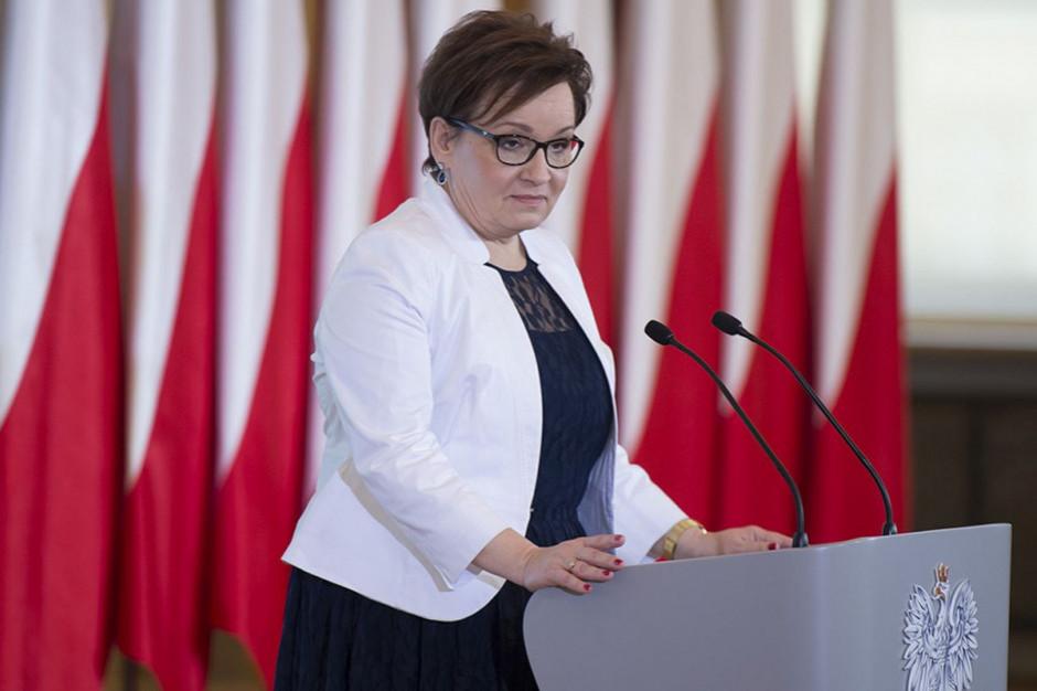 Większa rola kuratorów to realizacja zapowiedzi byłej minister edukacji, Anny Zalewskiej (fot. MEN)