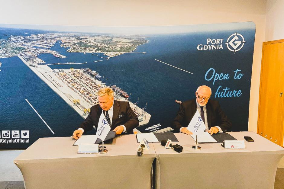 Port w Gdyni partnerem śląskiej Metropolii