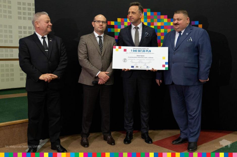 Podlaskie:  59,6 mln zł zainwestują samorządy w gospodarkę wodno-ściekową