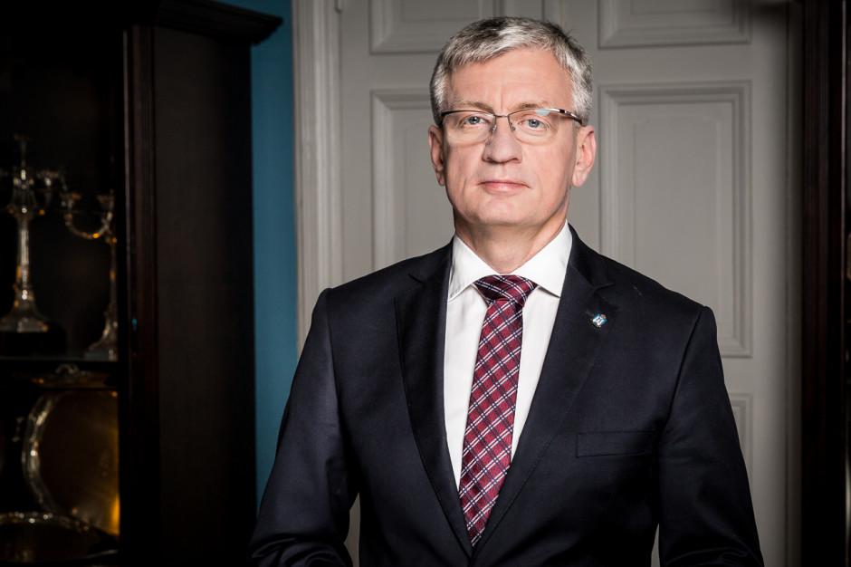 Jacek Jaśkowiak rozpoczyna kampanię. Prezydent rusza w Polskę