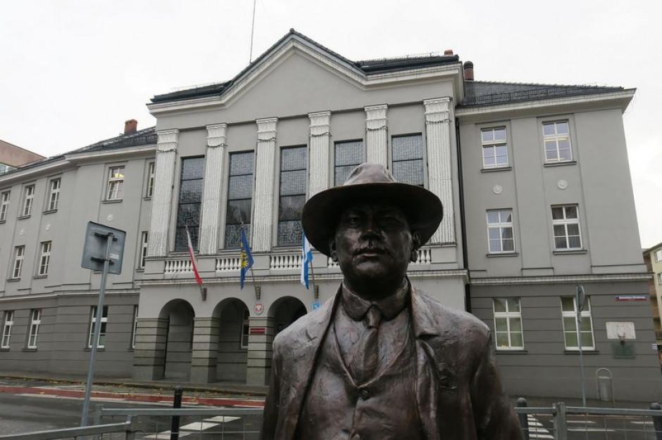 Rybnik uhonorował pomnikiem długoletniego burmistrza