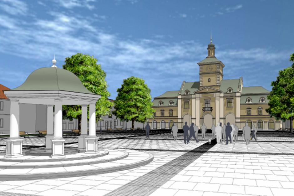 Unijne fundusze zmienią centrum Płońska