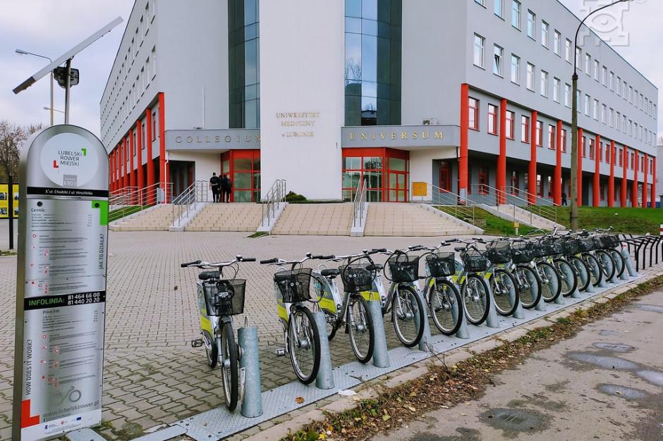 Lublin kończy sezon na rowery ze świetnym wynikiem