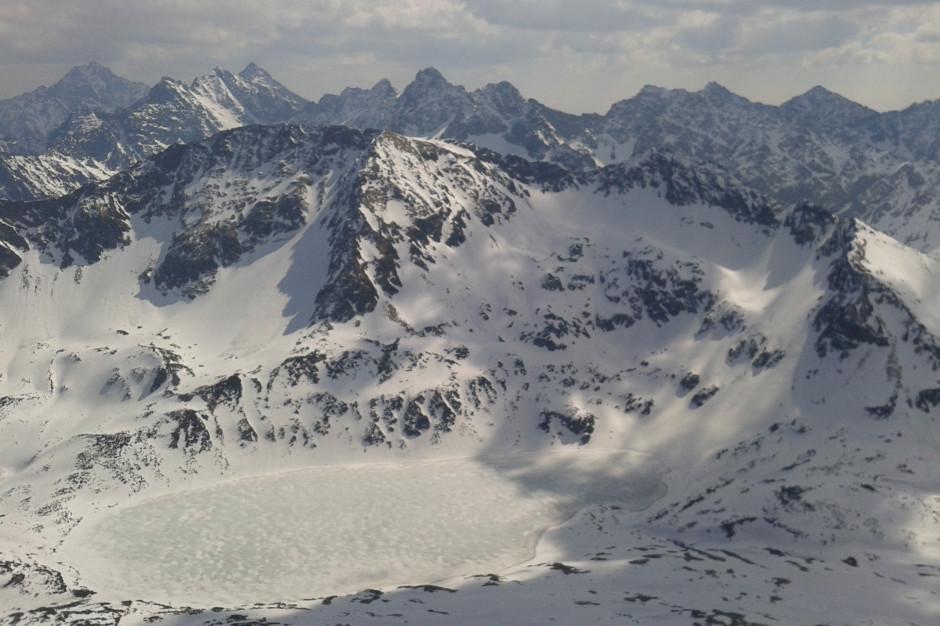 Śnieg spadł w Zakopanem, w Beskidach i Bieszczadach