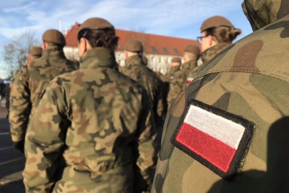 W Goniądzu odbyła się przysięga żołnierzy 1. Podlaskiej Brygady Obrony Terytorialnej