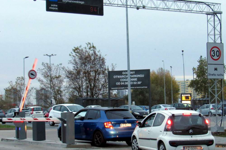 Rozpoczyna się budowa kolejnego parkingu Park&Ride w Poznaniu