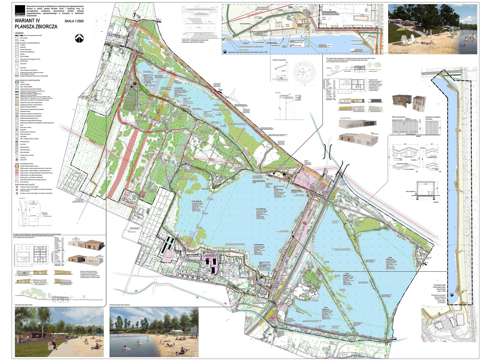 Atutami terenu, który zostanie objęty rewitalizacją, są natura, woda i zieleń (fot. UMK)