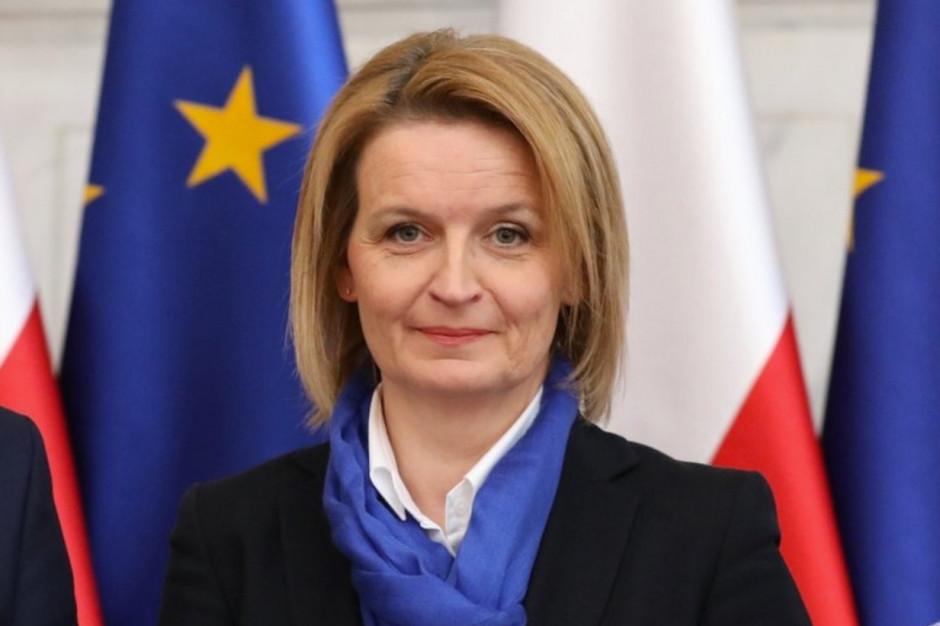 Barbara Socha powołana na pełnomocnika rządu ds. polityki demograficznej