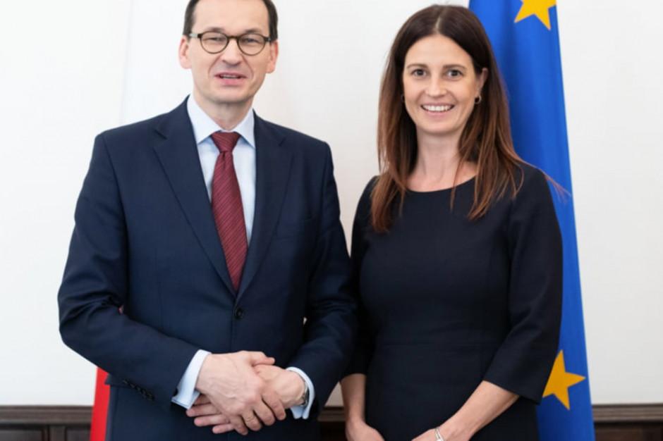 Danuta Dmowska-Andrzejuk kandydatką na ministra sportu