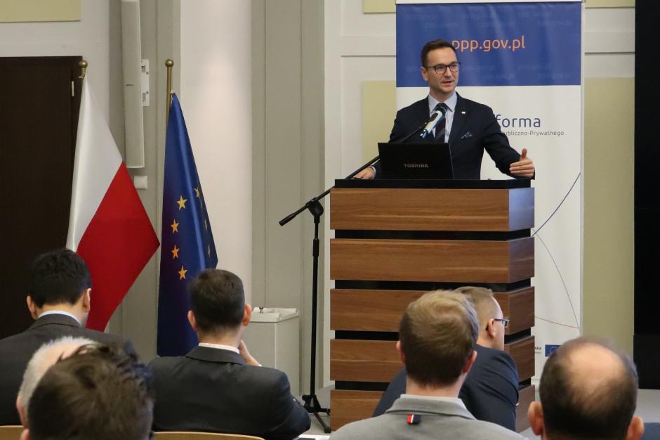Waldemar Buda o PPP: to będzie mechanizm istotny dla rozwoju samorządu