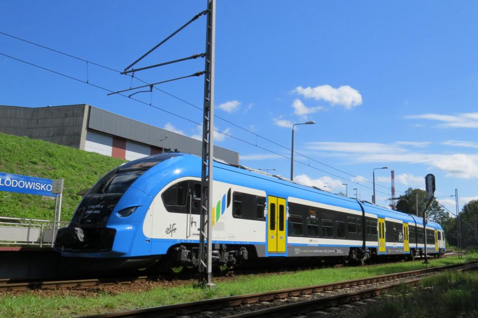 Pociągi Kolei Śląskich przejadą w 2020 r. o 10 proc. więcej kilometrów niż obecnie