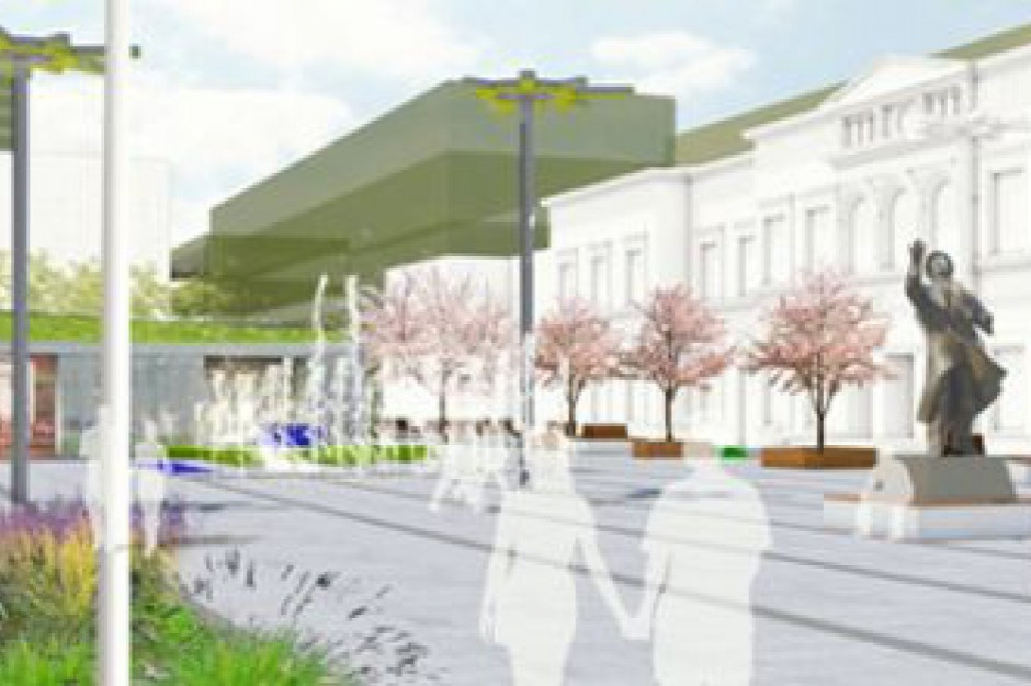 """Miasta nie chcą już """"betonowych pustyni"""", chcą więcej zieleni"""