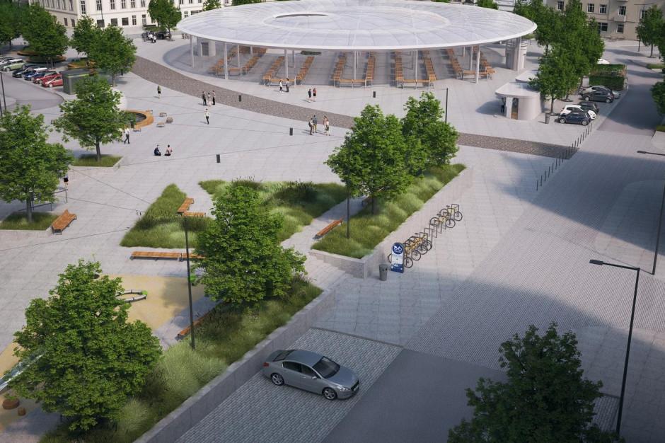 Jest zgoda radnych na dołożenie 7 mln zł do przebudowy poznańskiego rynku