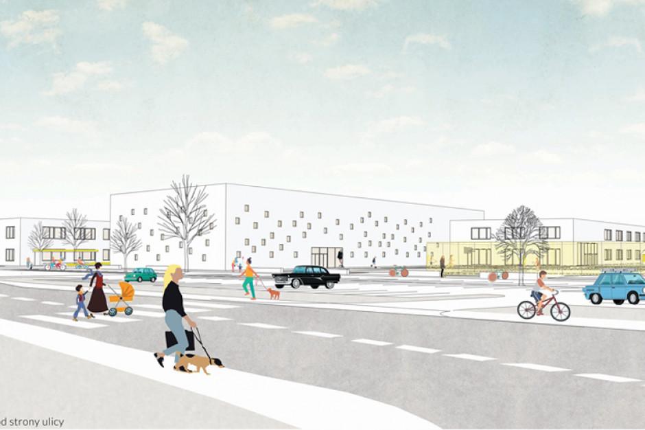 Wrocław buduje szkołę dla 1200 uczniów. Właśnie wybrano projekt