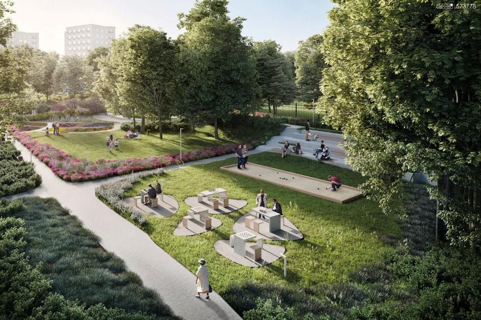 Rusza przebudowa parku w Gdyni. Efekty będę gotowe w połowie 2020 r.