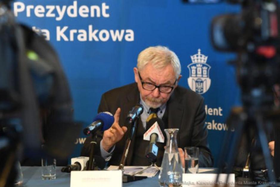 Budżet Krakowa rekordowy, ale jedna trzecia to dotacje i subwencje