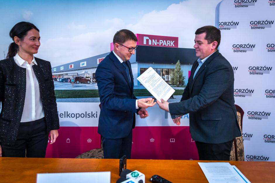Gorzów Wielkopolski:  Firma Napollo wybuduje w mieście centrum handlowe