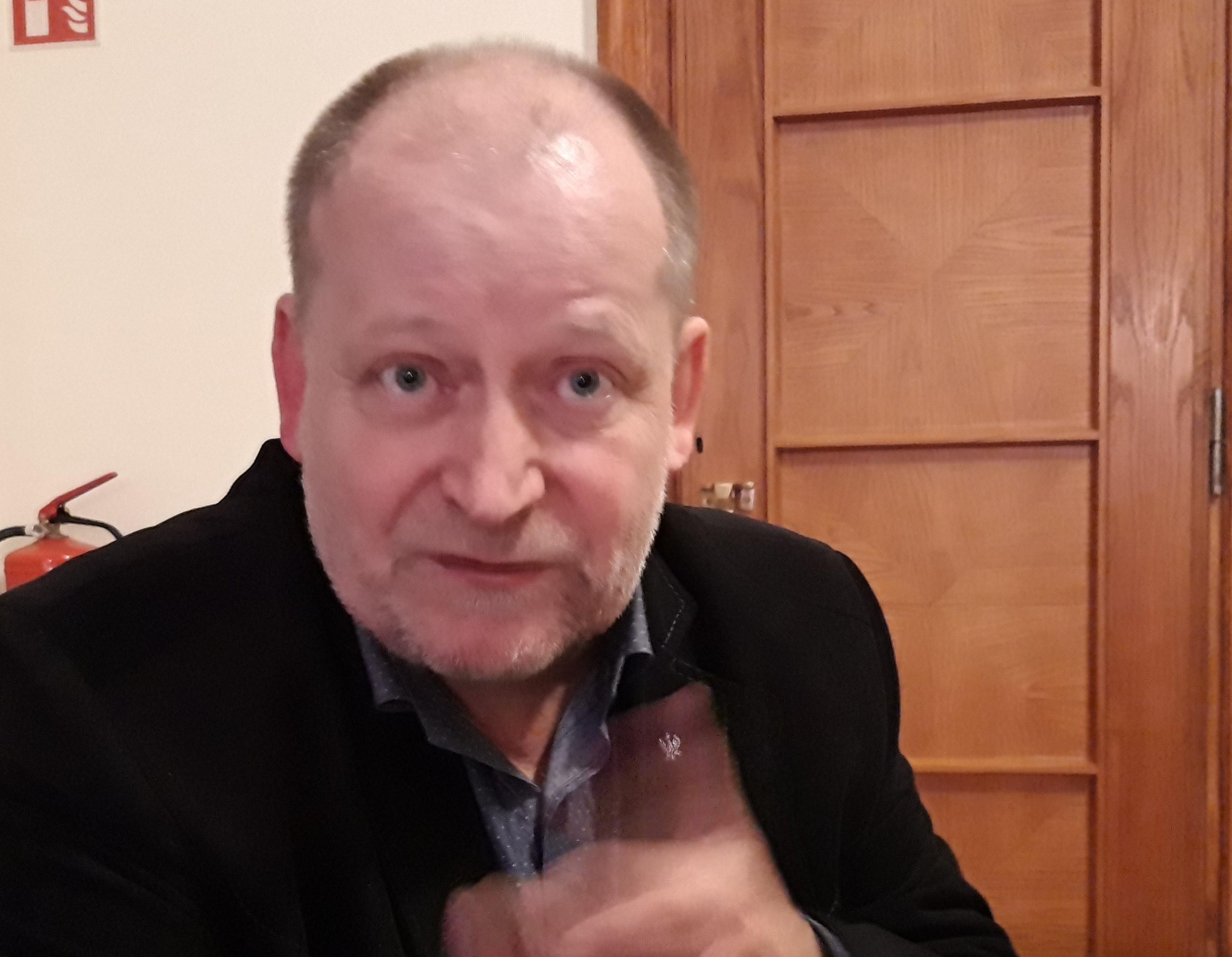 Sławomir Wittkowicz, fot. BB